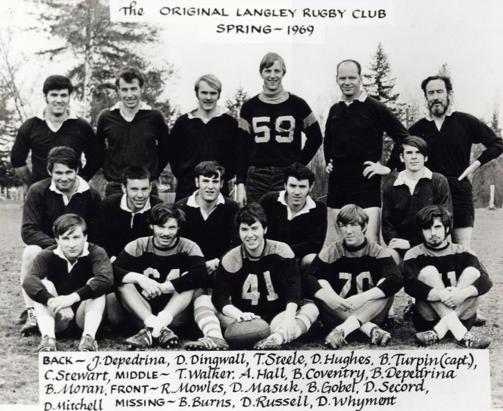 Langley RFC 1969